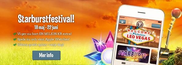 Starburst Festival på Leo