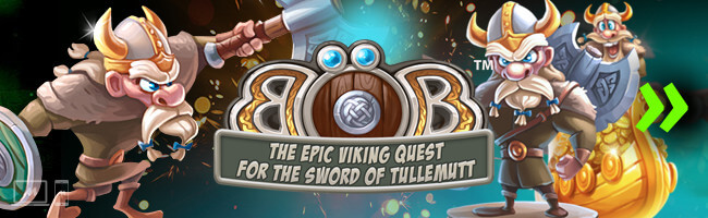 Casino bonus på The epic viking quest of bthe sword