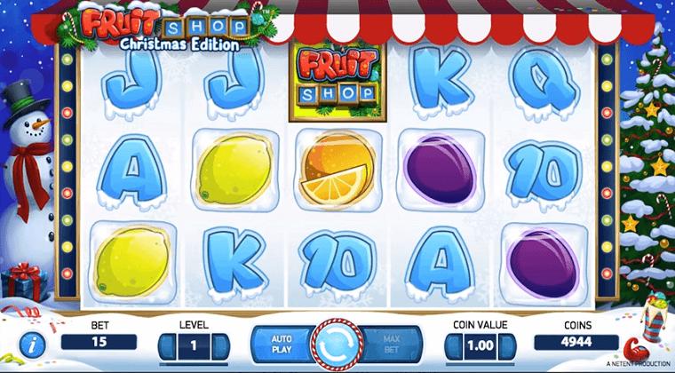 casino bonus fruit shop