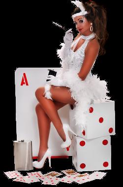 Casino-Girl